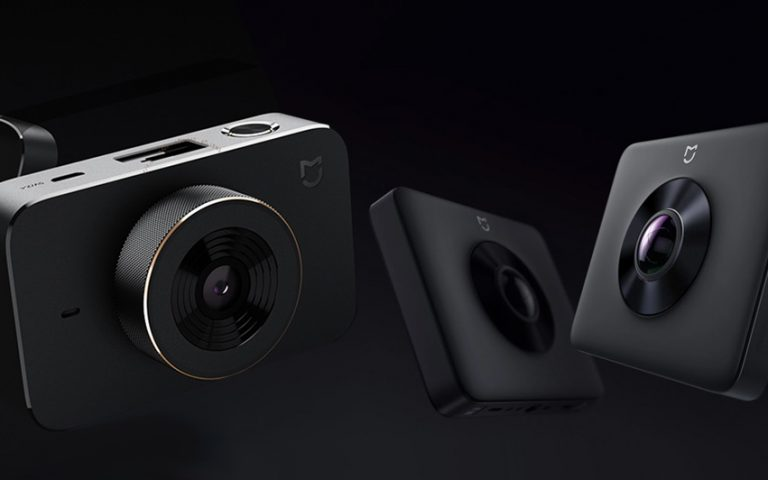 Xiaomi's 360 camera and dashcam are now available on the official Mi Store