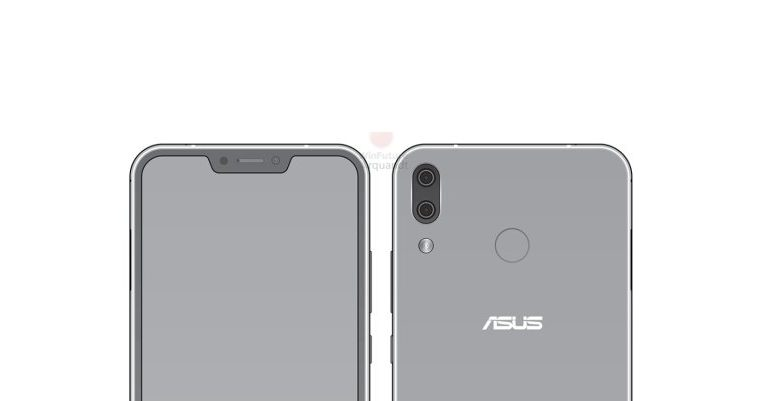 Here's a clear look at the purported ASUS ZenFone 5