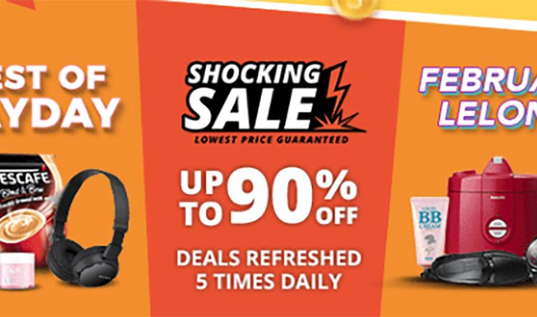 Shopee's PayDay campaign brings up to 18% cashback