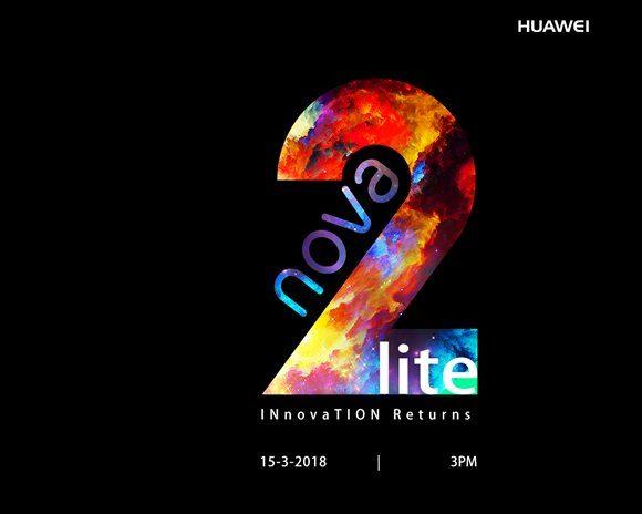 Huawei Nova 2 Lite Malaysia Launch