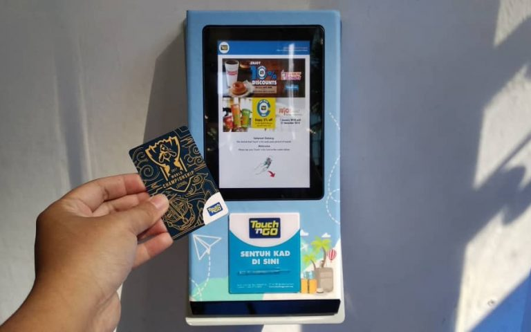 This has to be the stupidest way to top up your Touch N Go card ever