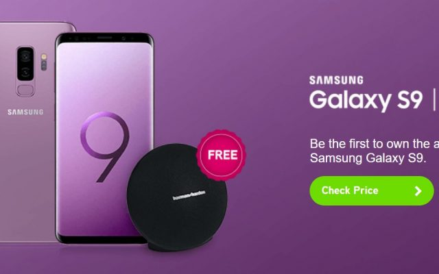 Maxis offers the Samsung Galaxy S9 from RM2,099 on MaxisONE plan