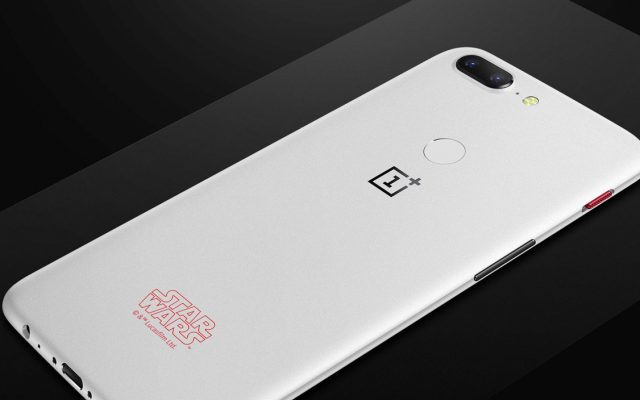 You can get a OnePlus 5T Star Wars Limited Edition in Malaysia