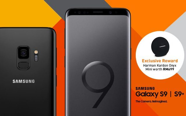 U Mobile offers the Samsung Galaxy S9 from as low as RM1,819