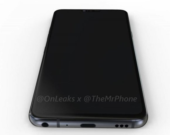 Here's how the LG G7 may look like