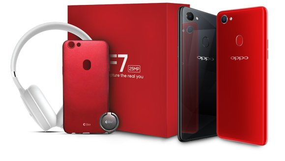 Pre Order The Oppo F7 In Malaysia Next Week And Get Rm299