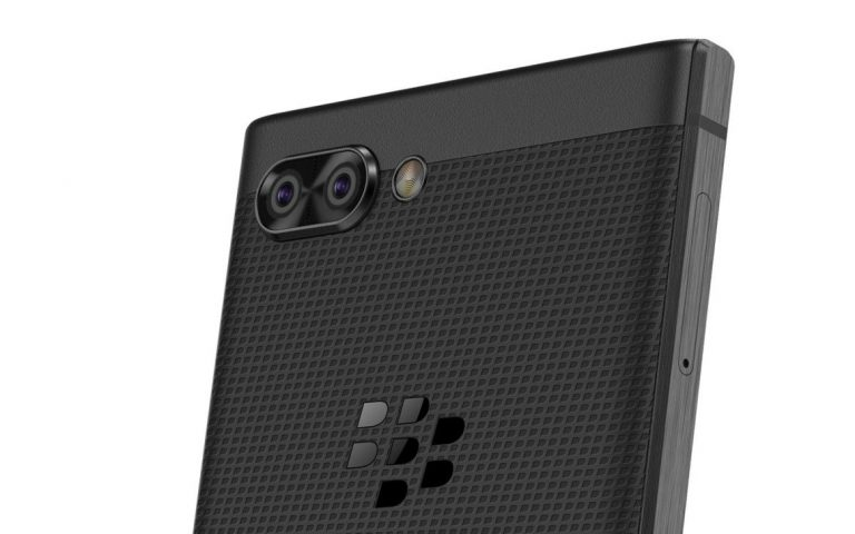 BlackBerry will launch the KEY2 next month