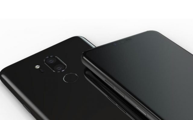LG's upcoming flagship is getting a notch as well