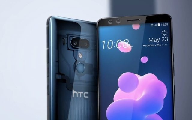 HTC U12+: No notch, no buttons, many cameras