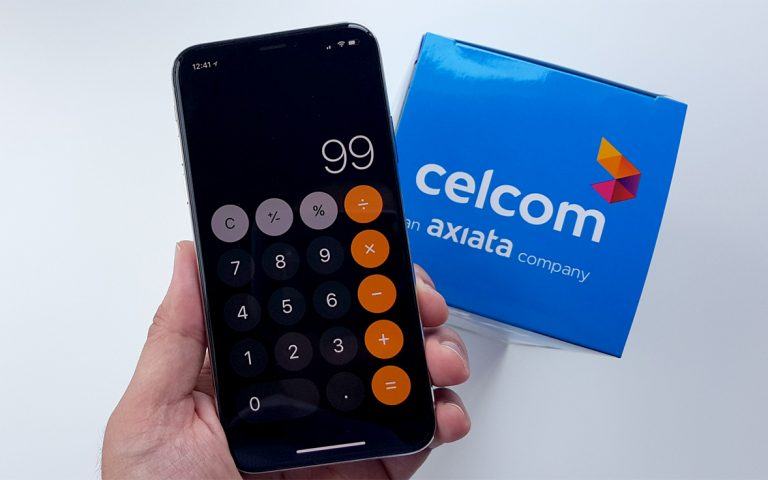 Celcom lets you rent an iPhone X at RM99/month