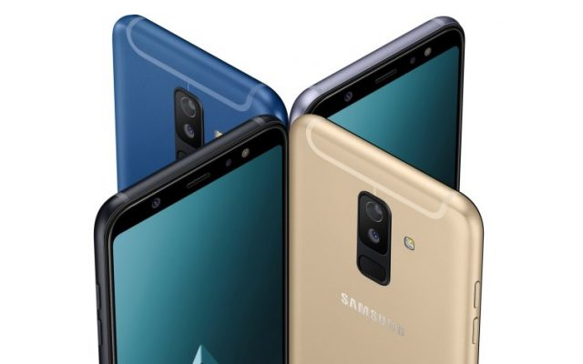 Samsung introduces the Galaxy A6 and A6+ featuring two rear cameras and a 24MP selfie shooter