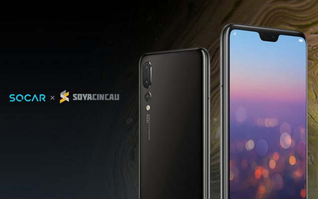 SOCAR x SoyaCincau.com Contest: The Huawei P20 Pro goes to…