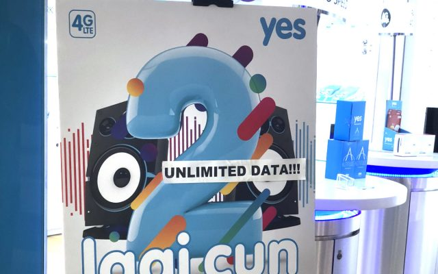 Yes now has an unlimited 4G LTE Home Broadband plan
