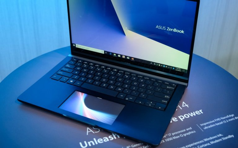 ZenBook Pro: ASUS proves that you can have innovation and a solid foundation