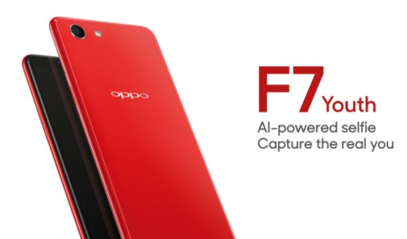 OPPO F7 Youth Malaysia