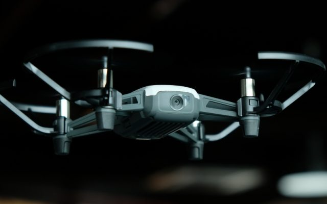 The DJI-powered Tello is a backflipping bucket of fun for everyone