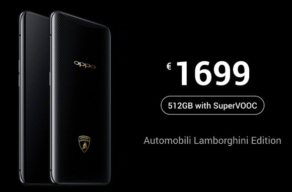 you can fully charge the oppo find x lamborghini edition. Black Bedroom Furniture Sets. Home Design Ideas