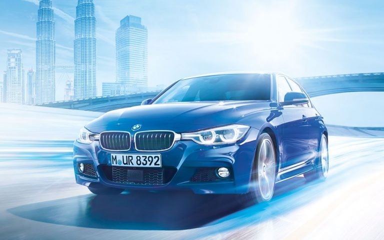 You can rent a BMW 330e from RM42/hour with SOCAR