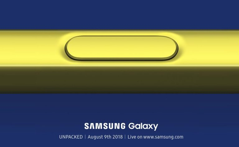 Here's what to expect from the Samsung Galaxy Note9