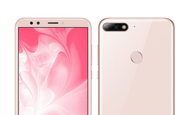 The Huawei Nova 2 Lite comes with a new colour option for the ladies