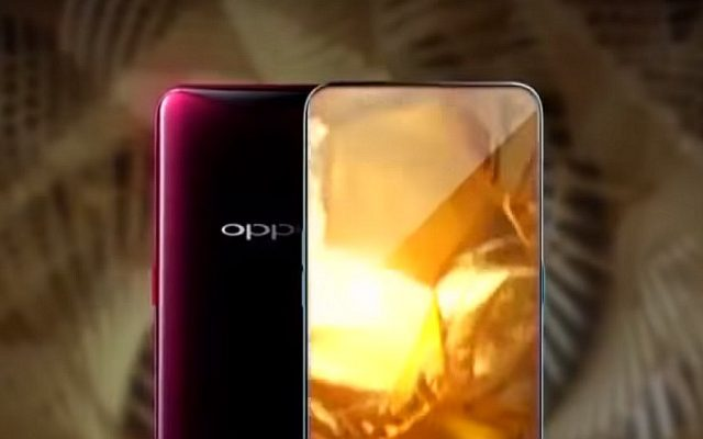 You won't believe where the cameras are on OPPO's new flagship