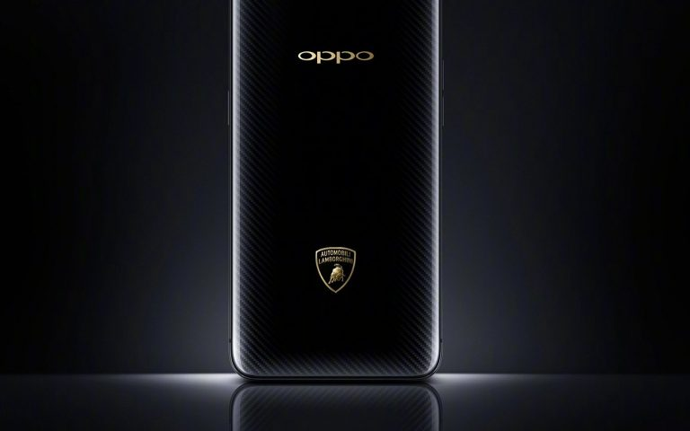 You can fully charge the OPPO Find X Lamborghini Edition in just 35 minutes