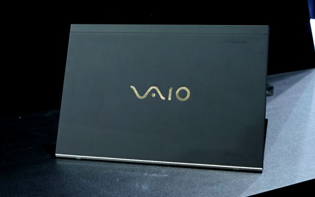 VAIO laptops are coming back to Malaysia