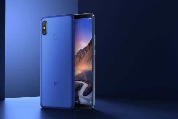 Mi Max 3 launched