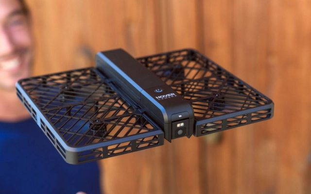 You can pre-order the foldable Hover Camera Passport drone in Malaysia