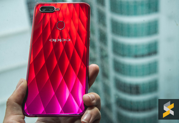 oppo f9 malaysia launch
