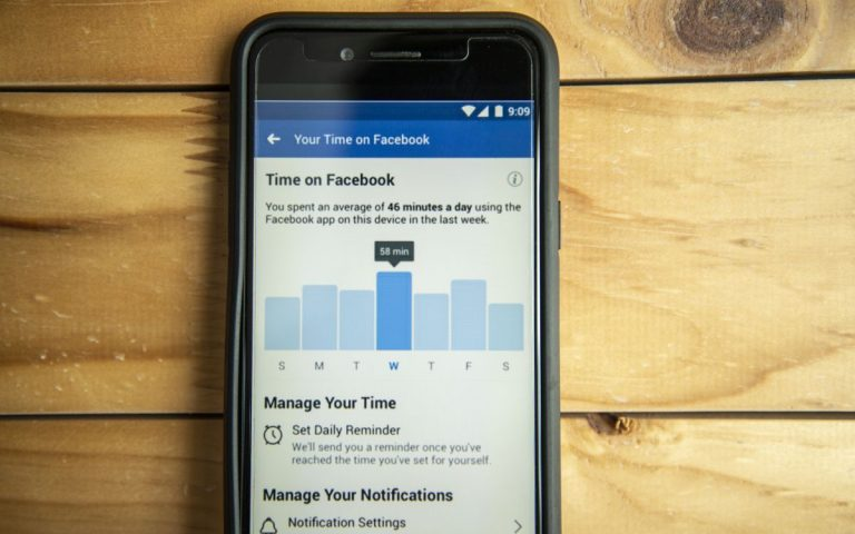 Even Facebook and Instagram thinks you've been spending too much time on them