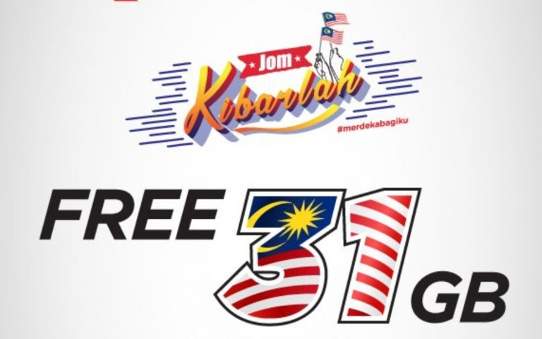 Top up your TuneTalk Prepaid and get 31GB for free