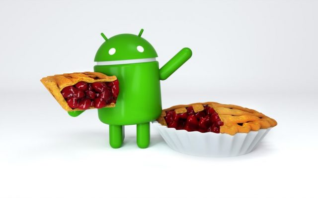 Android P officially has a name: Say hello to Pie