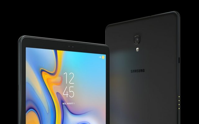 Samsung's new Galaxy Tab A 10.5″ features quad-speakers with Dolby Atmos