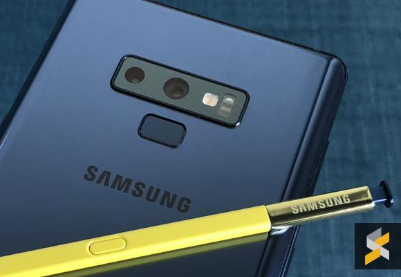 Samsung Galaxy Note9 Camera DxOMark