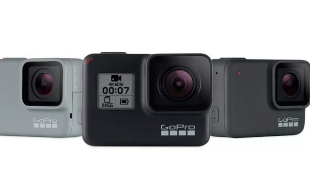 GoPro's HERO7 Black doesn't need a gimbal. It's got HyperSmooth