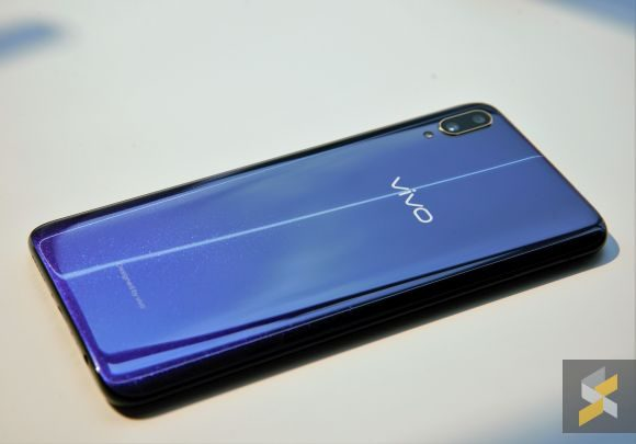 vivo V11: Don't buy this phone just for the in-display