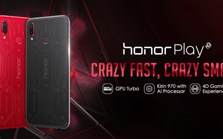 honor play – Player Edition goes on sale in Malaysia this Friday