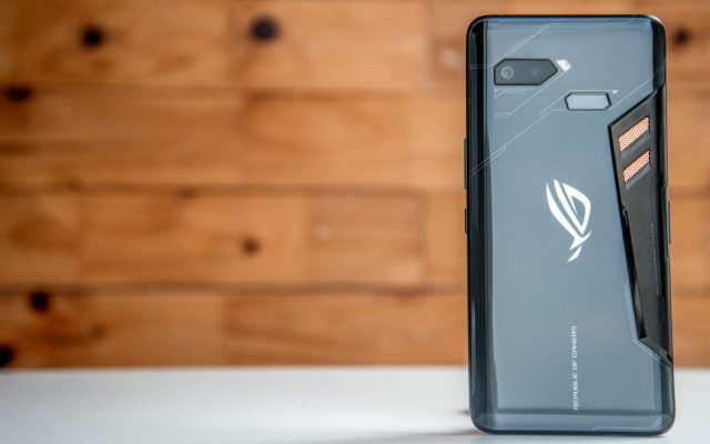 The ASUS ROG Phone has one of the craziest retail boxes I've seen