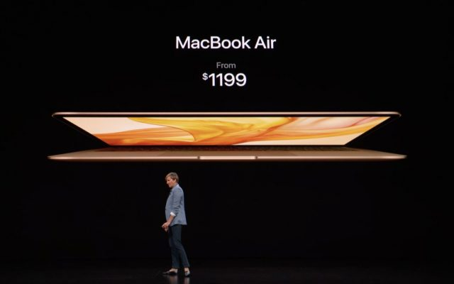 The MacBook Air gets a revival, now smaller, more powerful and comes with Retina Display. Starts from RM5,249, ships in four weeks
