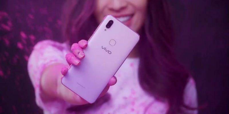 限量版【Vivo V11i】梦幻粉正式降临大马,有着梦幻的渐变色而且价格亲民!