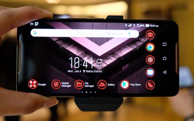 ASUS ROG Phone with official Malaysia warranty is now available for pre-order