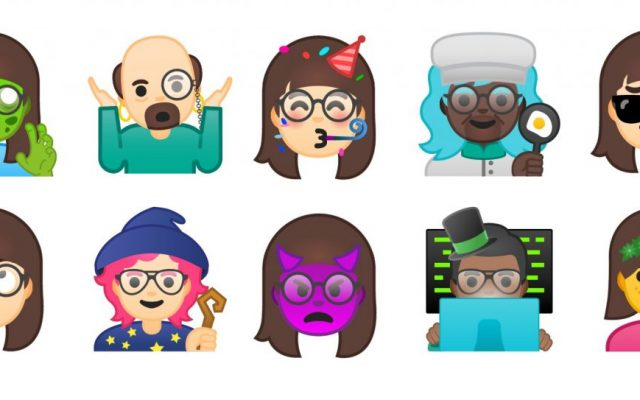 You can create custom emoji that look like you with this new feature from Google Gboard