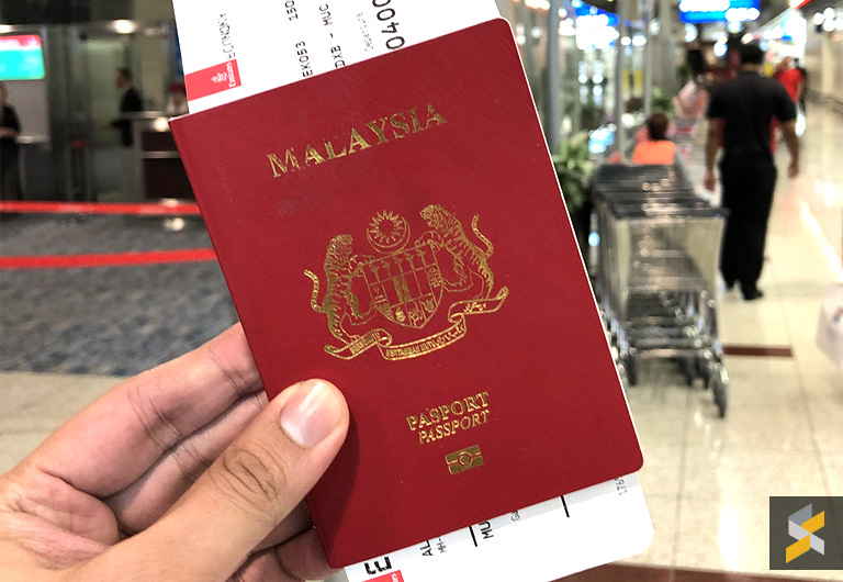 You can skip the queue and renew your Malaysian passport