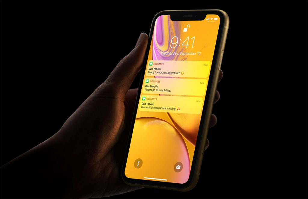 The Iphone Xr Is Currently Apple S Best Selling Iphone