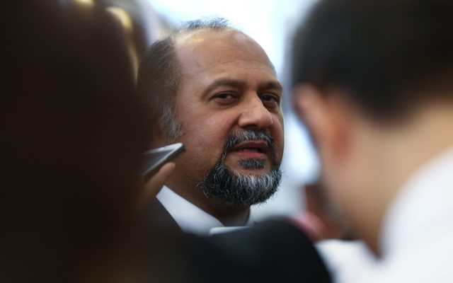 Petition won't stop me from speaking for the people, says Gobind