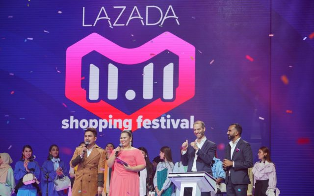 Lazada sold over 27 tonnes of Milo and 11 Volkswagen Polo on 11.11