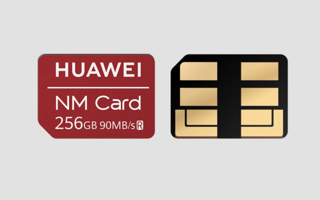 Huawei's new NM Card for the Mate 20 series will go on sale in Malaysia next week