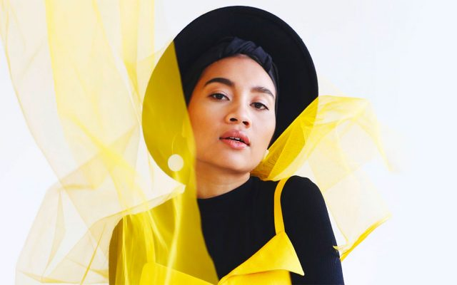 Yuna is not happy with a Malaysian telco