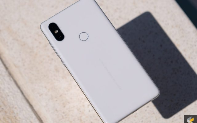 You can now get a Xiaomi Mi MIX 2S for only RM1,199
